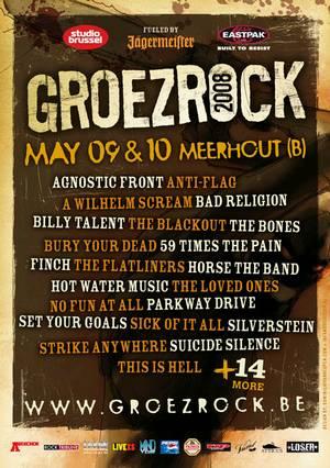 Der neue Groezrock-Fyler
