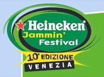 Logo Heineken Jammin Festival