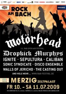 Rock am Bach Plakat 09 neu