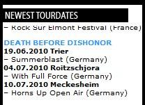 Ausschnitt aus mad-tourbooking.de