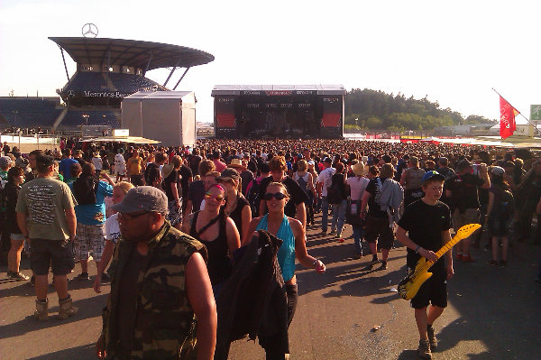 Rock am Ring 2015 - Quo vadis? Bild: Festivalisten