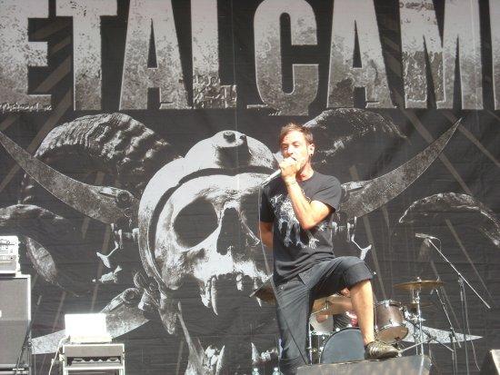 The Ocean am Metal Camp 2011