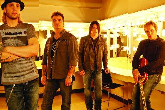 3 Doors Down (Foto: Frank Ockenfels)