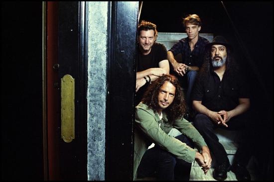 Soundgarden: Berlin Konzert Ende Mai