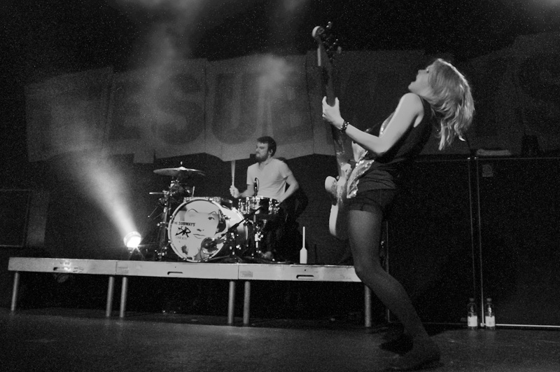 The Subways. Bild: Steffen Neumeister