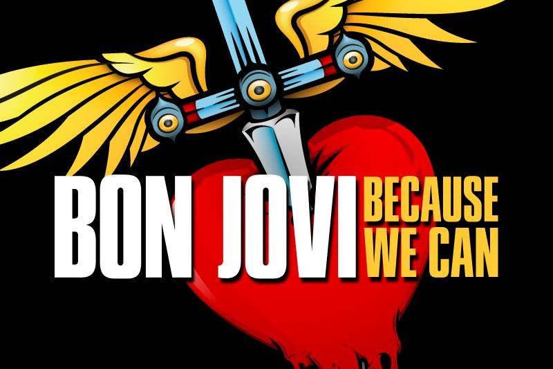 Bon Jovi Tour  Uk