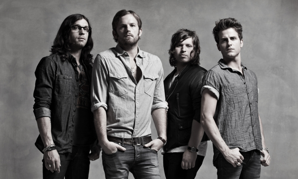 Kings Of Leon, Promofoto 2011