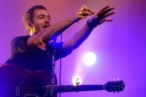 Editors - Tom Smith, alle Bilder: Tanita S.
