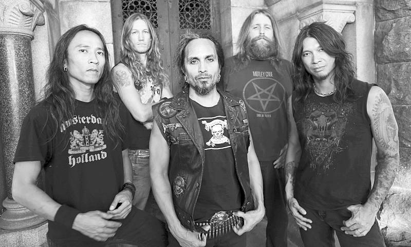 Death Angel, Promofoto, Quelle: Wacken Festival