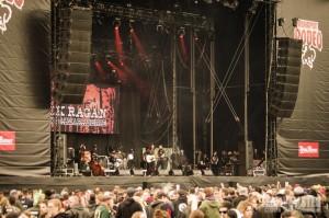 Chuck Ragan beim Ruhrpott Rodeo 2014 - Alle Bilder: Steffen Neumeister
