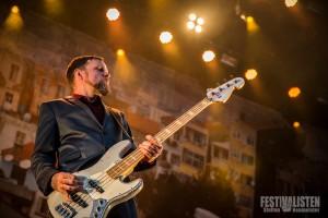 Beatsteaks beim Kosmonaut 2015, Foto: Steffen Neumeister